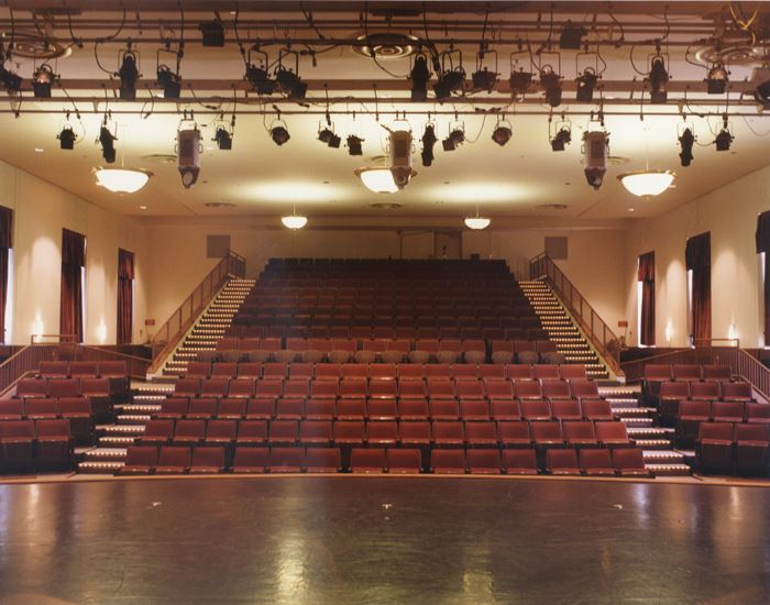 Brockport - Auditorium