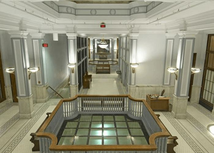 Oneida County Courthouse 2nd floor