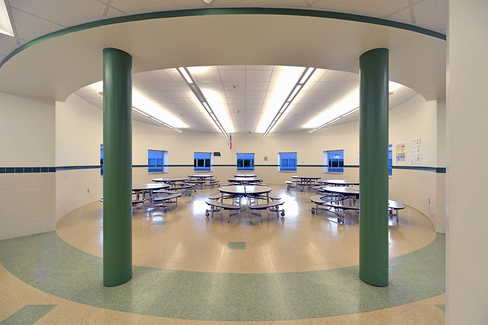 Salmon River Elementary Cafeteria