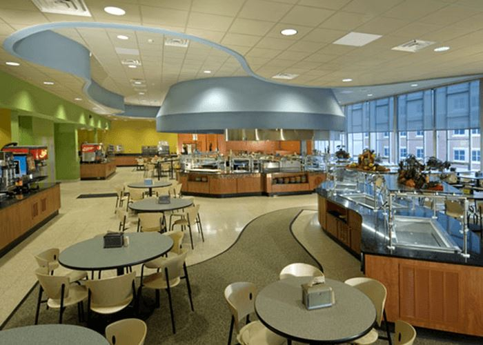 Neubig Dining Hall